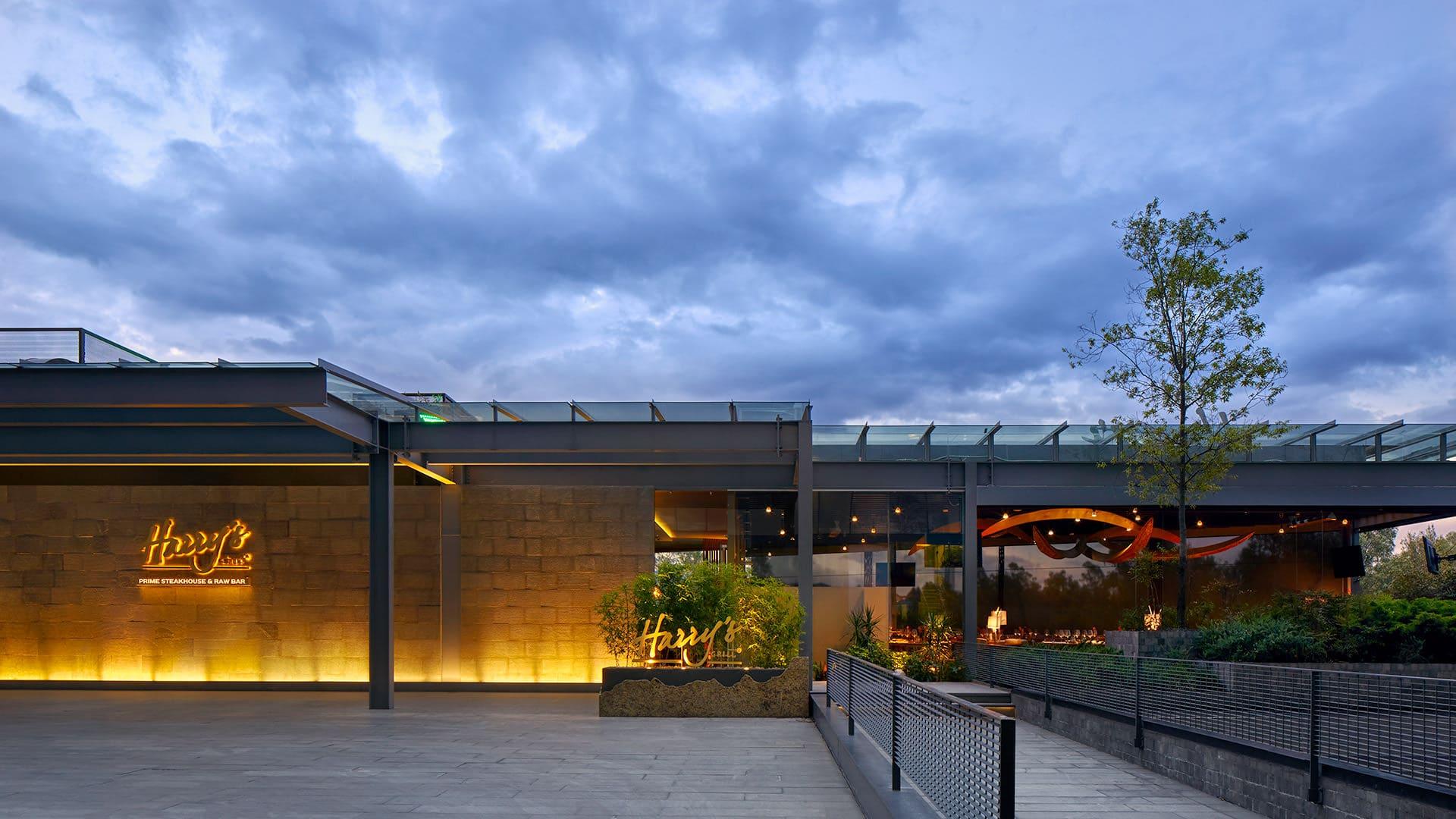 Harry´s Santa Fe, Concepto Visual Estudio Diseño de Interiores
